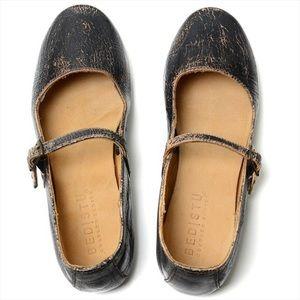 Bed|Stu Cobbler Shuffle S Mary Jane Shoe leather